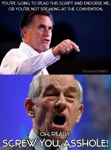 sdfp mitt vs paul
