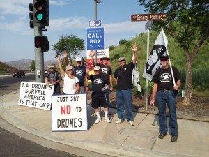 Anti-Drone Event in Poway