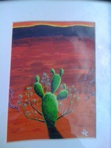 Mario Chacon's Cactus