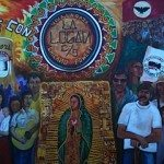 Chicano History Mural