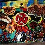 Quetzalcoatl Mural