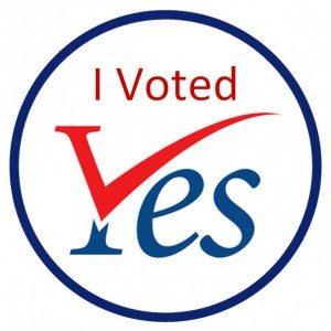 vote yes