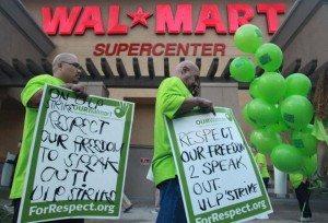 walmart strike 1