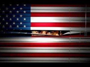flag blind