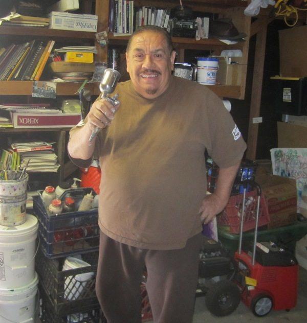 Victor Ochoa – Mural Maestro of Chicano Park