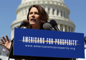 Michele+Bachmann+americans-for-prosperity-