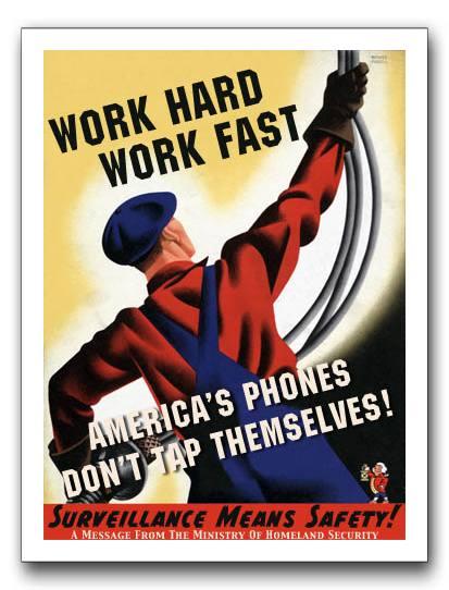 wiretap america
