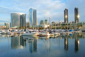 San Diego boatdocks
