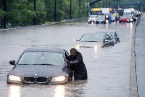 Toronto Flooding 20130708