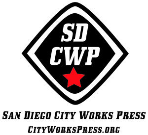 SDCWP Diamond Logo and Text