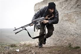 Syria fighter