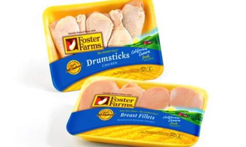Foster Farms pkg chick