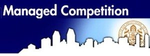 Managed Competition Graphic