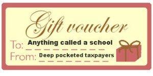 Education Voucher