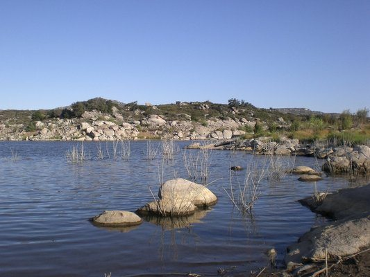 City of san diego threatens county with draining of lake for San diego lake fishing report