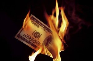 BurningMoney