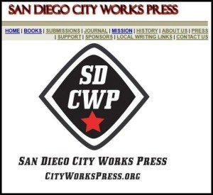 Post image for San Diego City Works Press Celebrates Its 10-Year Anniversary!