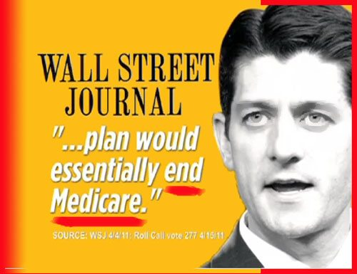 Pay More and Get Less: The Ryan Plan to Privatize Medicare