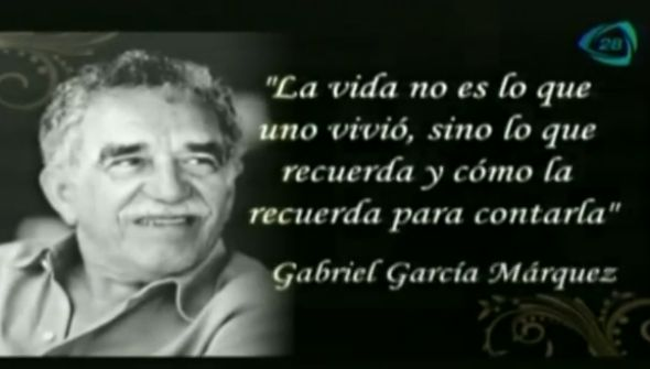 Post image for Gabriel García Márquez in His Own Words