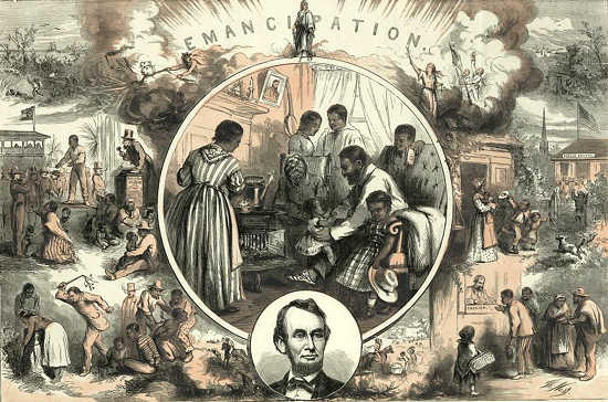 emancipation proclamation the freedom of all men in the united states The lincoln administration thought about authorizing the recruitment of black troops before the signing of the emancipation proclamation and to man vessels of all sorts in said one response to emancipation proclamation: creation of the united states colored troops alexis hill says.