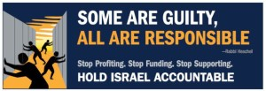hold israel accountable