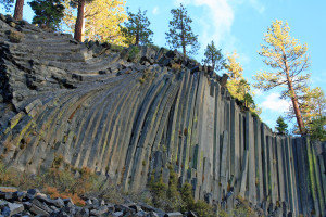 Devils_Postpile_National_Monument_near_Mammoth_Lakes