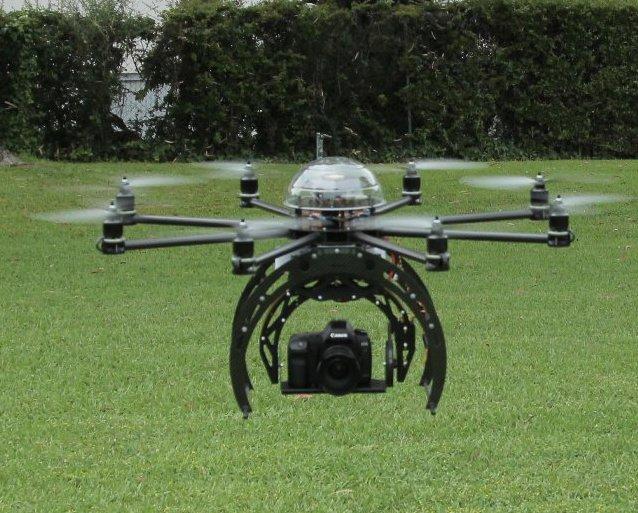 Flying Eye drone