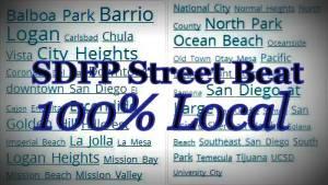 SDFP Street Beat logo