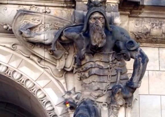 Geo-Poetic Spaces: Dresden