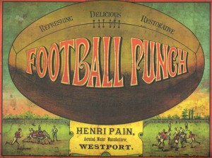 football punch