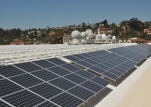 Solar Panels, Navy, Old Town