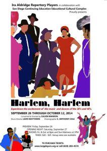 Post image for 'Harlem, Harlem' Revival Show Is a Groovin' Tribute