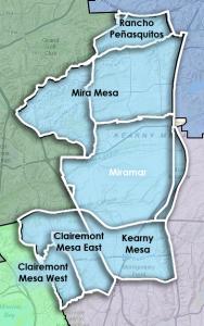 SDCD 6 Map