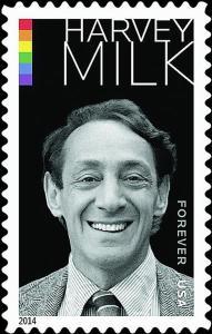 harvey milk stamp