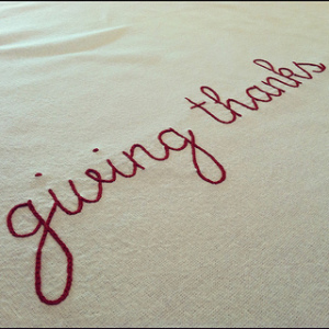Post image for Feeling Grateful and Giving Thanks