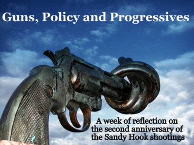 Guns, Policy & Progressives logo