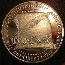 constitution coin