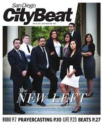 City Beat cover
