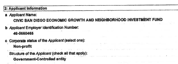Post image for Civic San Diego Public Records Request Filled with Redactions and Few Revelations
