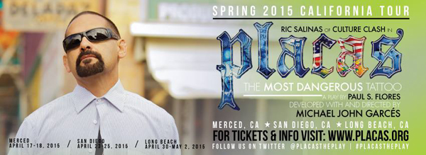 Post image for Playwright Paul S. Flores' PLACAS: The Most Dangerous Tattoo is Coming to San Diego