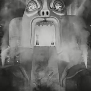 Fritz-Lang-Metropolis-Industrial-Monster