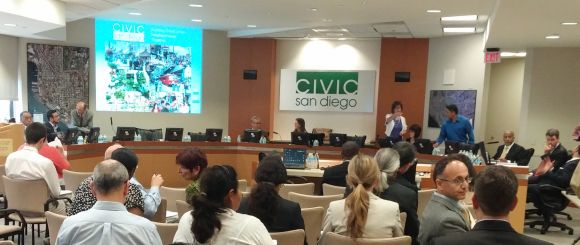 Public Scrutiny Turns Civic San Diego Board Testy and Defensive