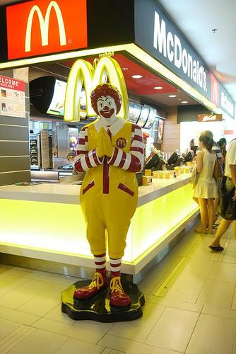 Ronald McDonald photo