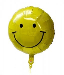 A Mylar balloon similar to this one led to a sequence of events that shut down the Indian Point nuke plant.