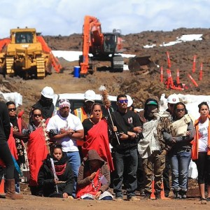 Protecting Mauna Kea: This Is A War