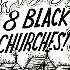 8 Black Churches!