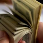 Flashing money