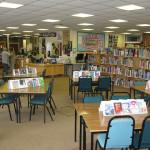Ryeish Green School Library
