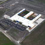 Karnes County Residential Center (via The Geo Group)