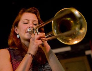 Natalie Cressman and Band a Hit at Dizzy's Jazz Club